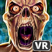 I Slay Zombies - VR Shooter Game Icon