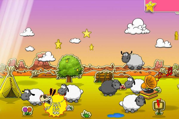 Clouds & Sheep Screenshot 02