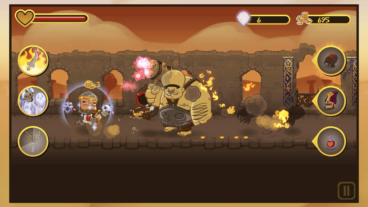 Epic Battle Dude Screenshot 01