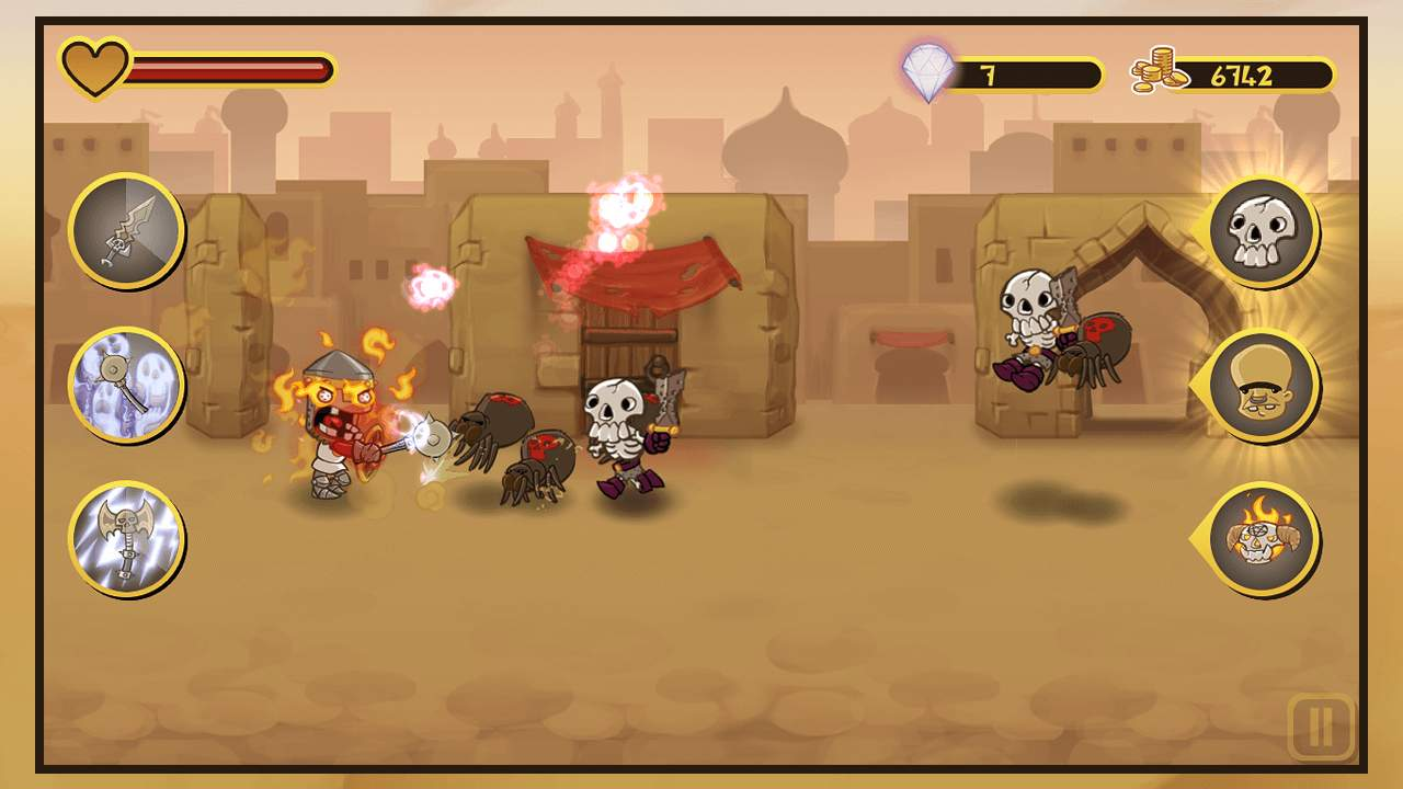Epic Battle Dude Screenshot 02