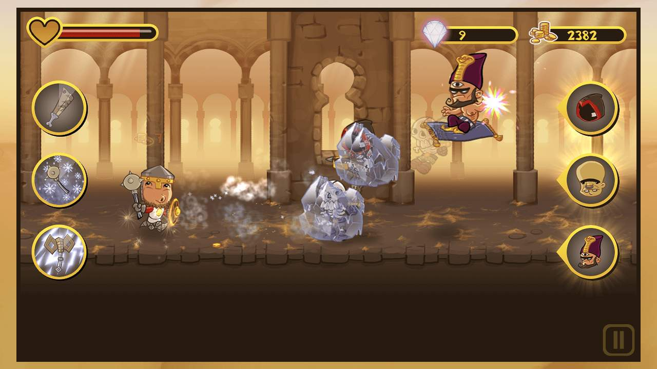 Epic Battle Dude Screenshot 03