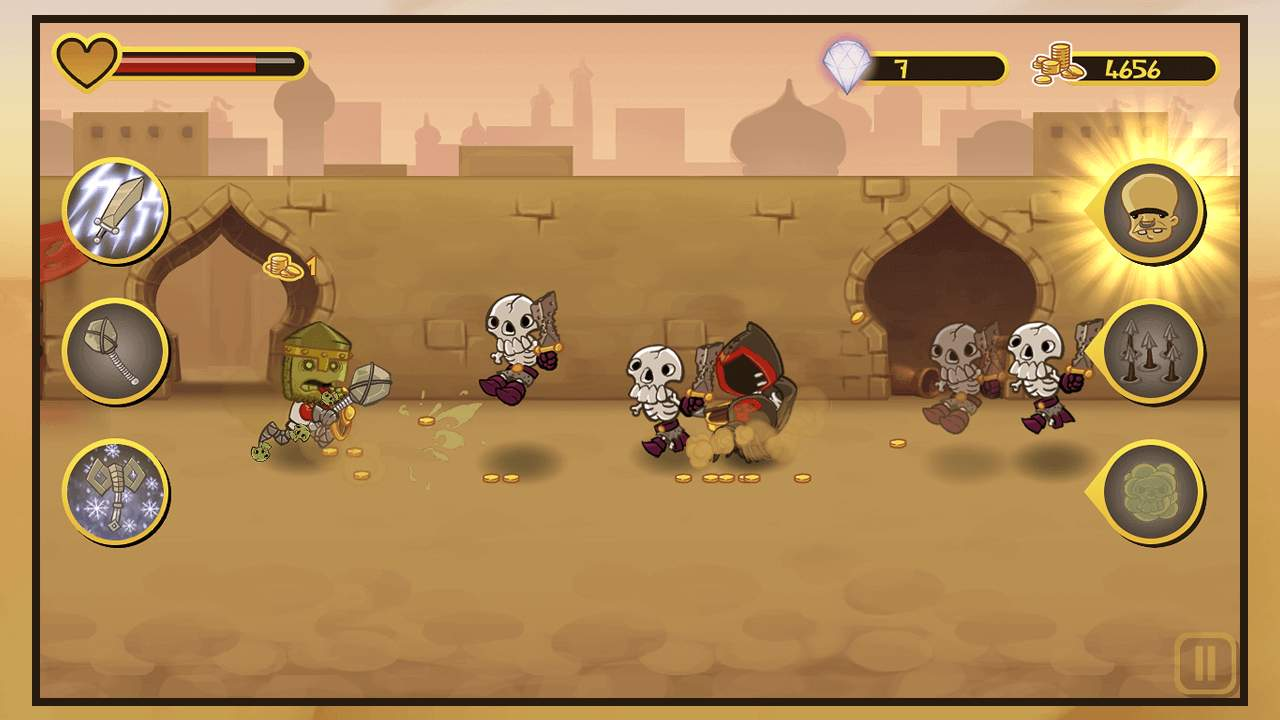 Epic Battle Dude Screenshot 04