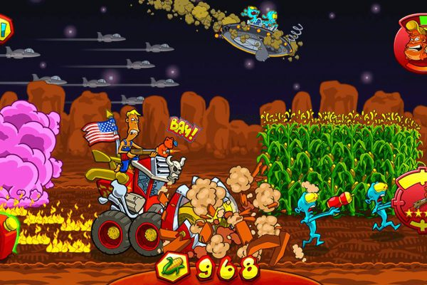 Farm Invasion USA Screenshot 04
