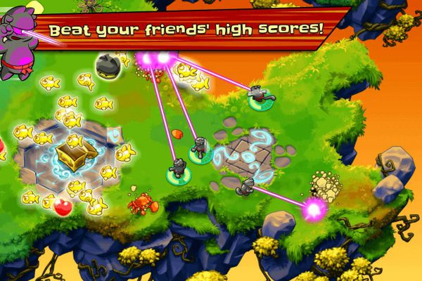 Ninja Hero Cats Screenshot 04