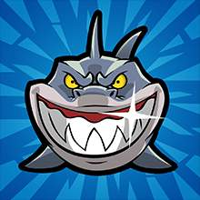 Shark or Die App Icon