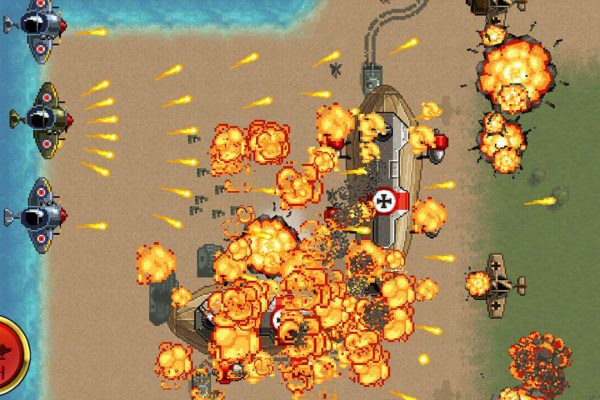 Aces of the Luftwaffe Screenshot 5