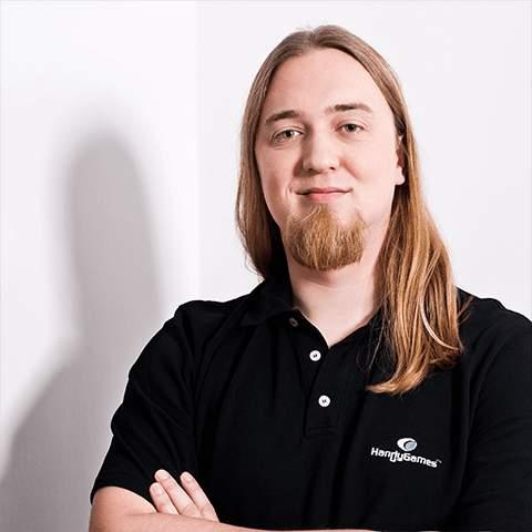 HandyGames™ CEO Christopher Kassulke