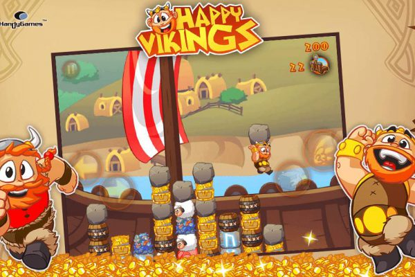 Happy Vikings Screenshot 03