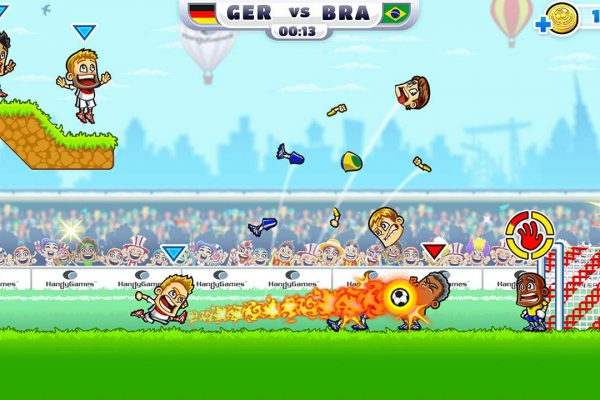 Super Party Sports: Football Screenshot 01
