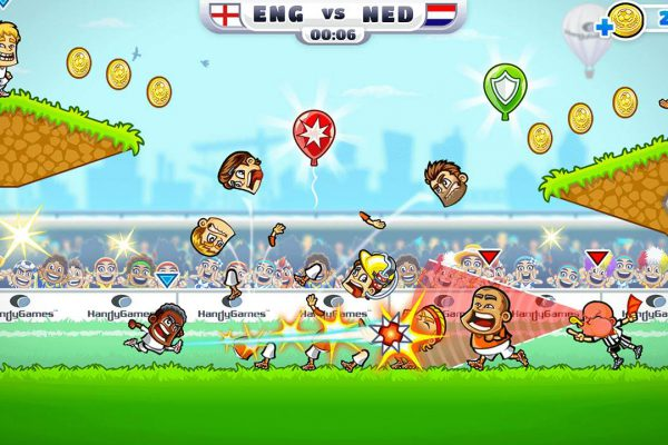 Super Party Sports: Football Screenshot 04