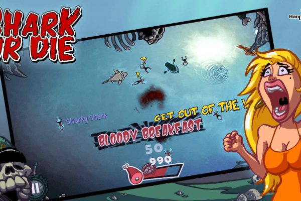 Shark or Die Screenshot 01