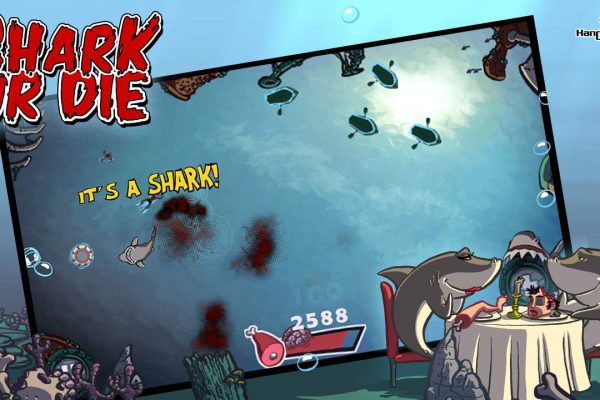 Shark or Die Screenshot 02