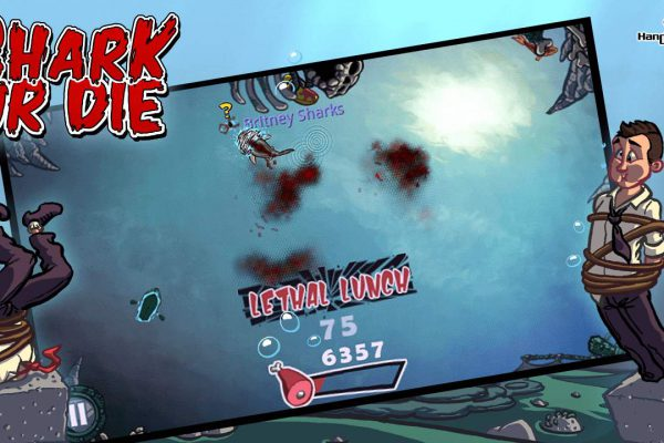 Shark or Die Screenshot 04