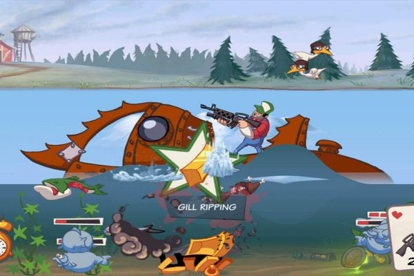 Super Dynamite Fishing Screenshot 02