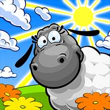 Clouds And Sheep Game Icon