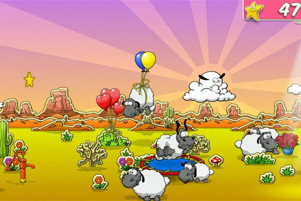 Clouds & Sheep Screenshot 06