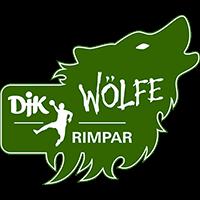 DJK Rimpar Wölfe Logo