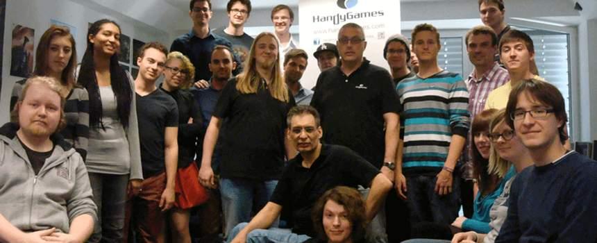 HandyGames support Macromedia University