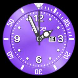 nice Collection - Watch Face Purple