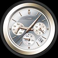 style Collection – Watch Face Possible Combination 04