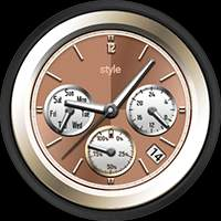 style Collection – Watch Face Possible Combination 10