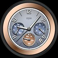 style Collection – Watch Face Possible Combination 08