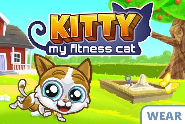 Kitty - My Fitness Cat