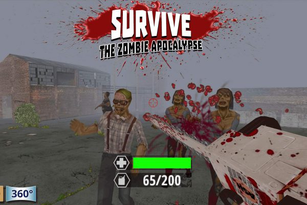 I Slay Zombies - VR Shooter Screenshot 01