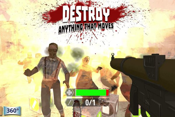 I Slay Zombies - VR Shooter Screenshot 06