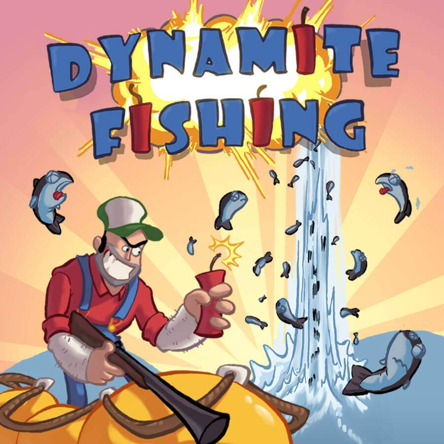 Javaj2me games handygames dynamite fishing game banner solutioingenieria Images