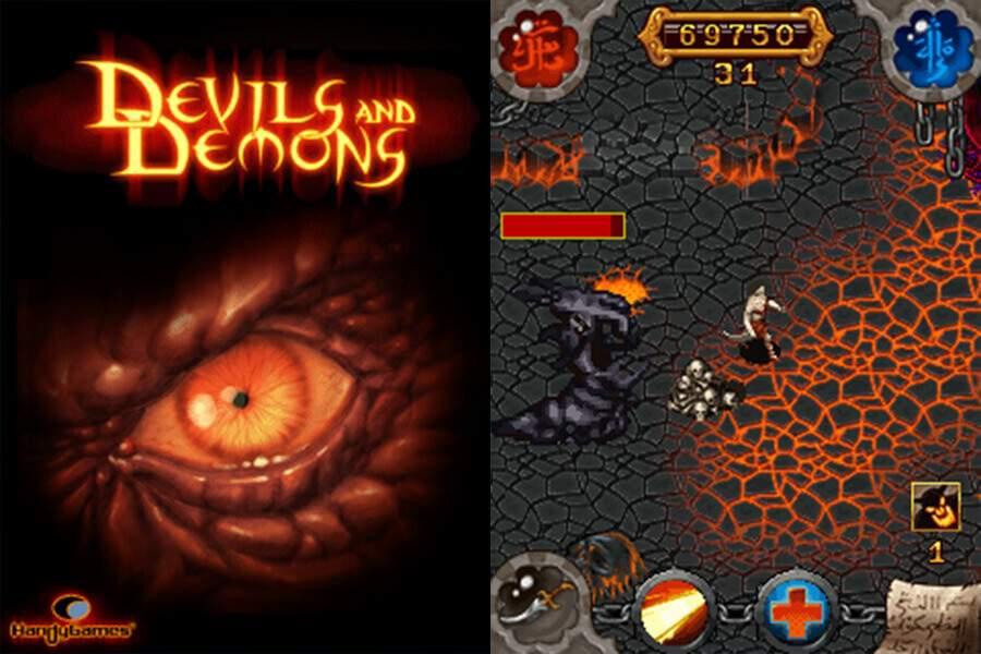 Javaj2me games handygames devils and demons screenshots solutioingenieria Gallery
