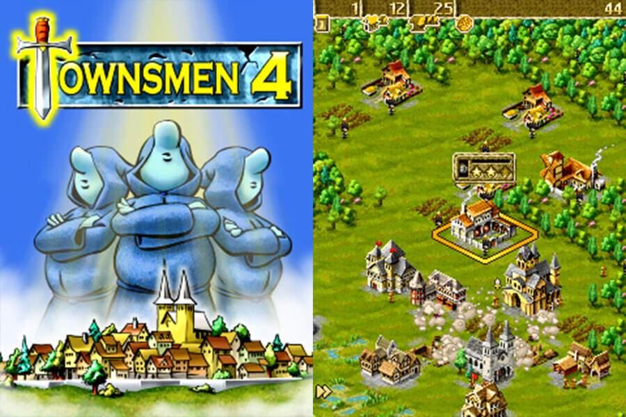 Javaj2me games handygames townsmen 4 screenshots solutioingenieria Images