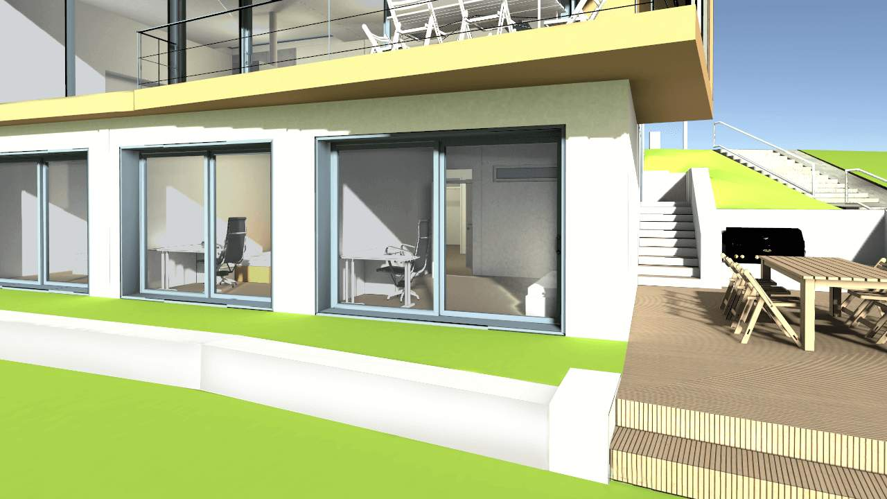VR Achitecture Screenshot 02