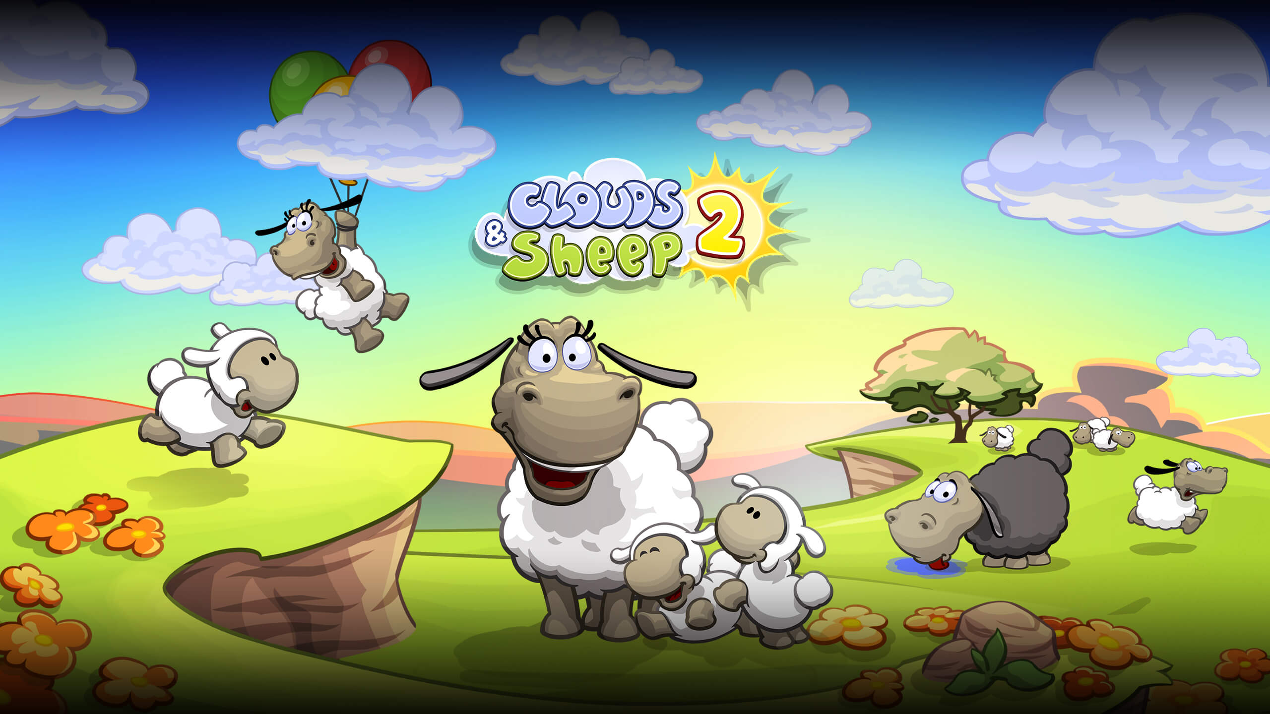 Clouds & Sheep 2 coming to Nintendo Switch™