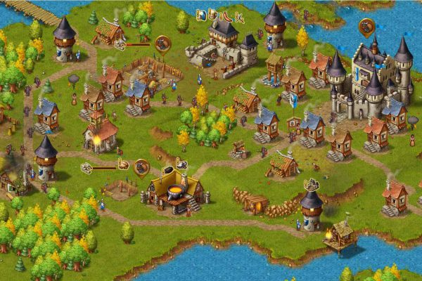 Townsmen ingame Screenshot 05