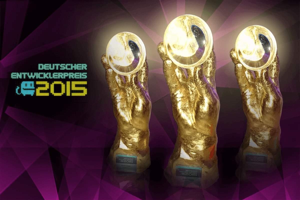 Deutscher Entwickler Preis HandyGames Winning Award