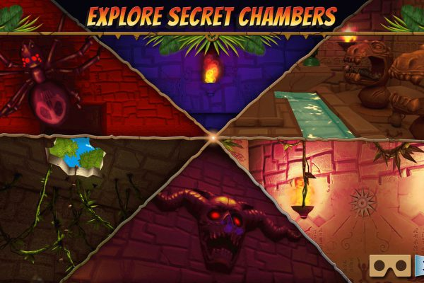 Hidden Temple - VR Adventure Screenshot 02 EN