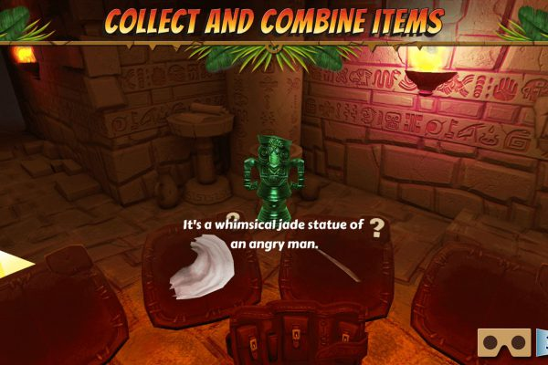 Hidden Temple - VR Adventure Screenshot 03 EN