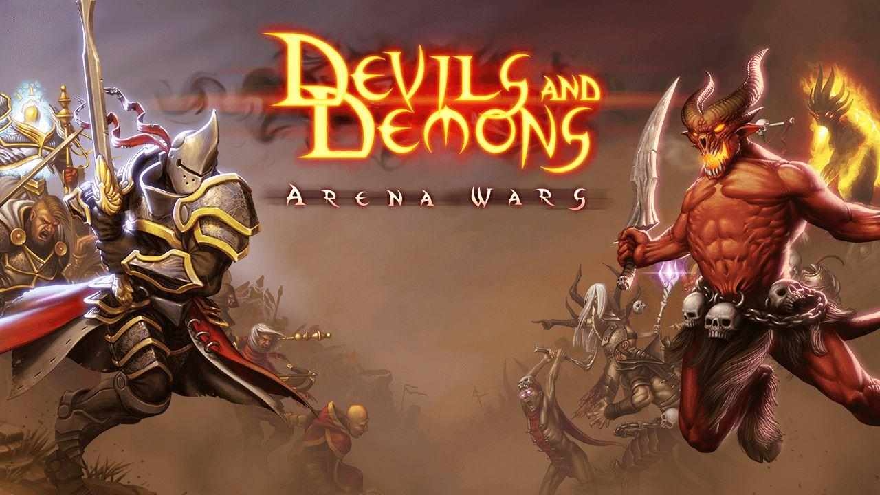 Devils & Demons Arena Wars Update