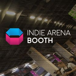 Gamescom trade fair Indie Arena Booth