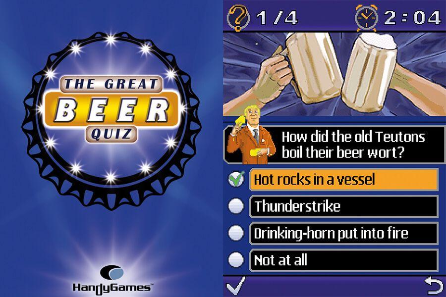 Javaj2me games handygames the great beer quiz screenshots solutioingenieria Gallery