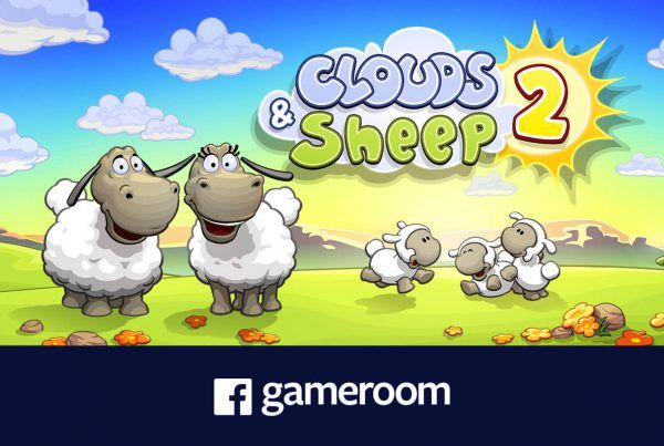 Clouds & Sheep 2 Facebook Gameroom