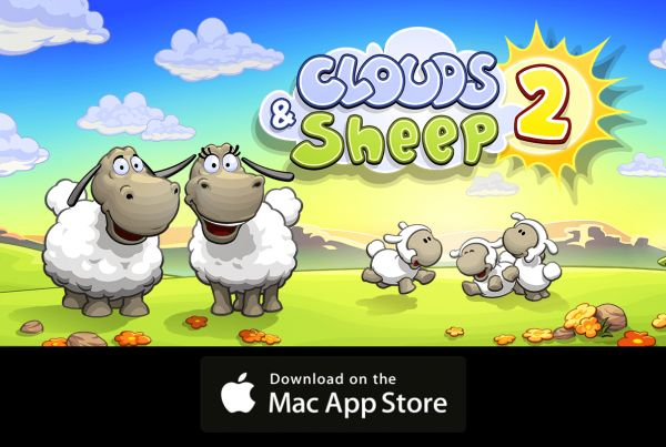Get Clouds & Sheep 2 on the Mac App Store