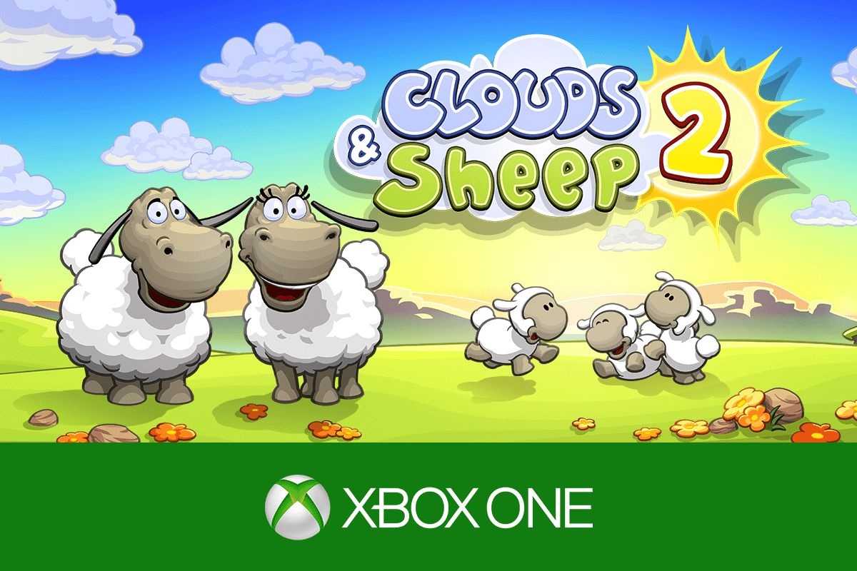 Clouds & Sheep 2 on Xbox One