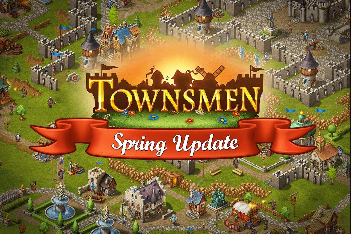 townsmen game download