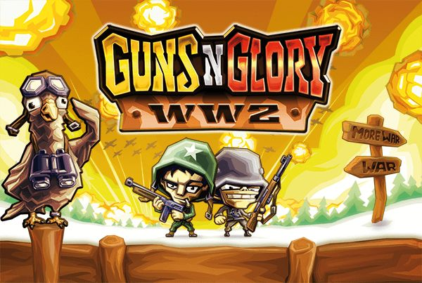 Guns 'n' Glory WW2