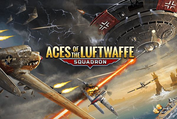 Aces of the Luftwaffe Squadron featured image