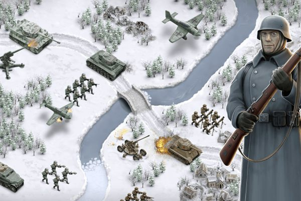 1941 Frozen Front Screenshot 1