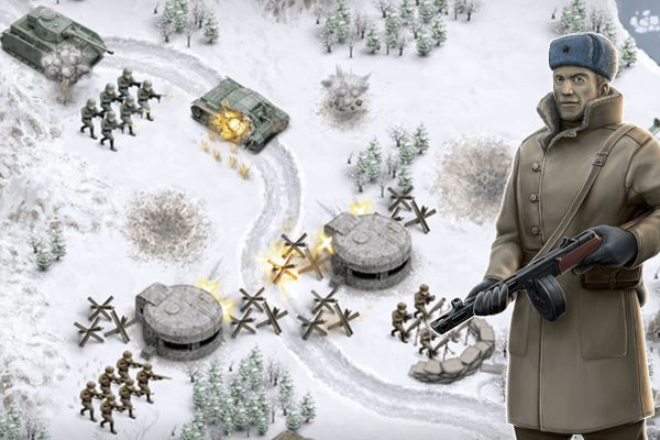 1941 Frozen Front Screenshot 4