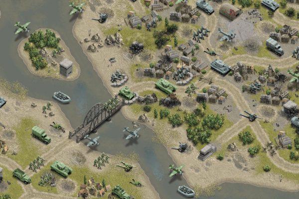 1944 Burning Bridges Screenshot 05